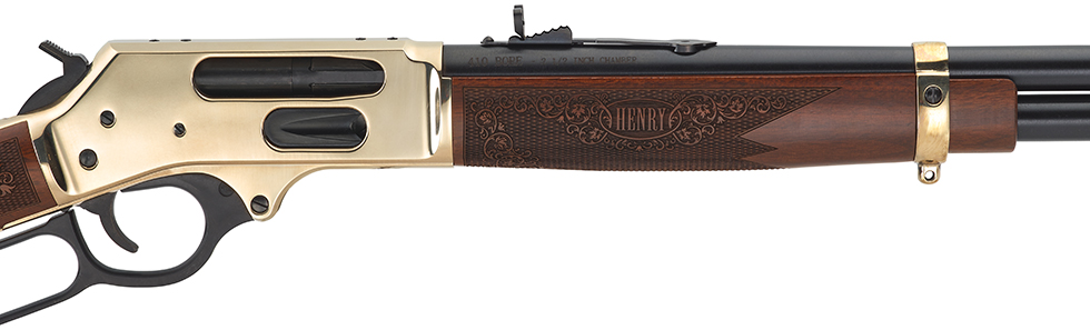Henry Side Gate 410 Shotgun (Image © 2019 Henry Repeating Arms)