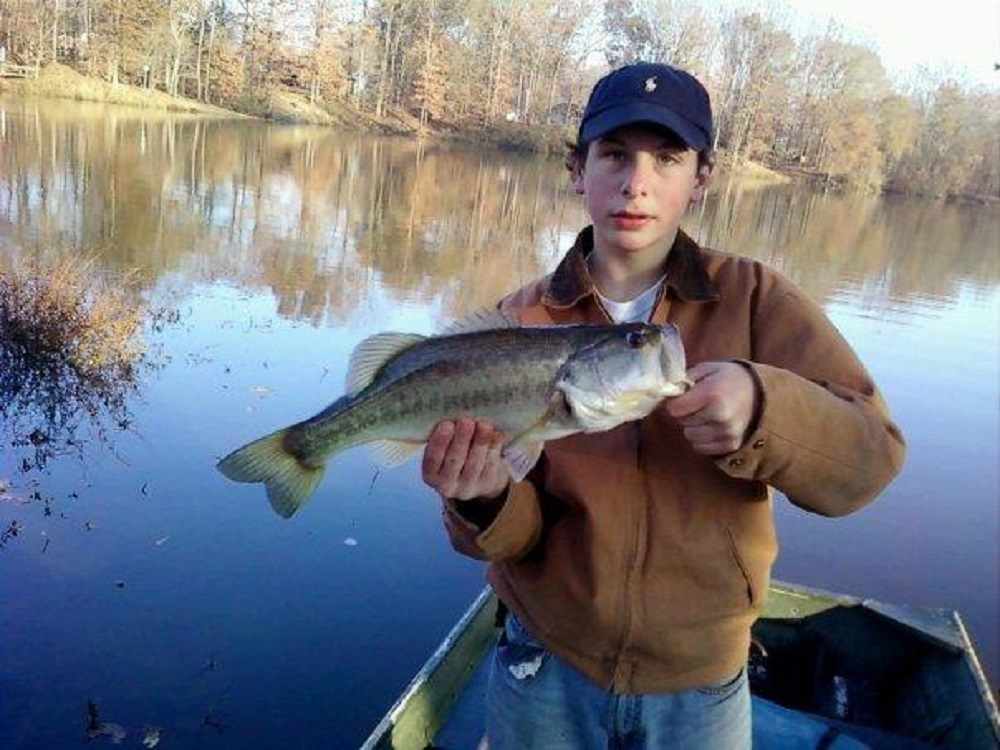 Buck Hunt for Big Bass