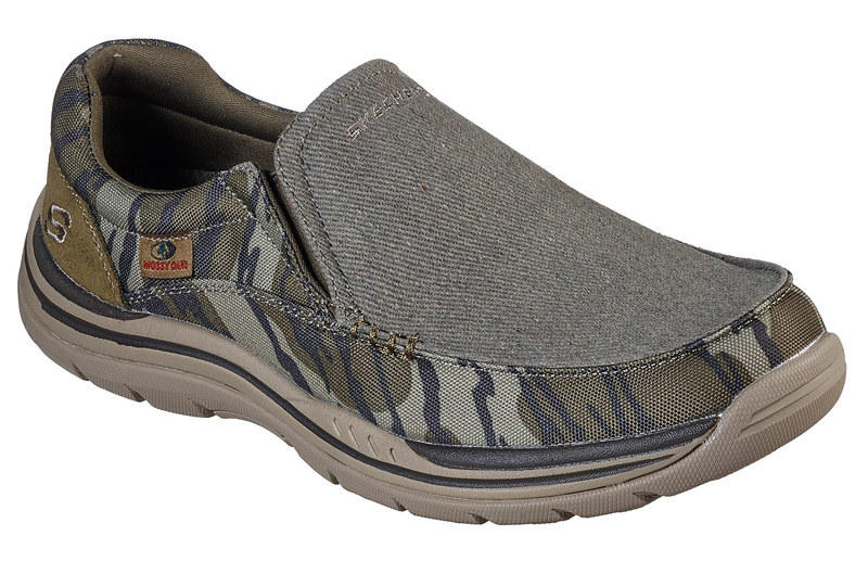 Mossy Oak Joins Forces With Skechers