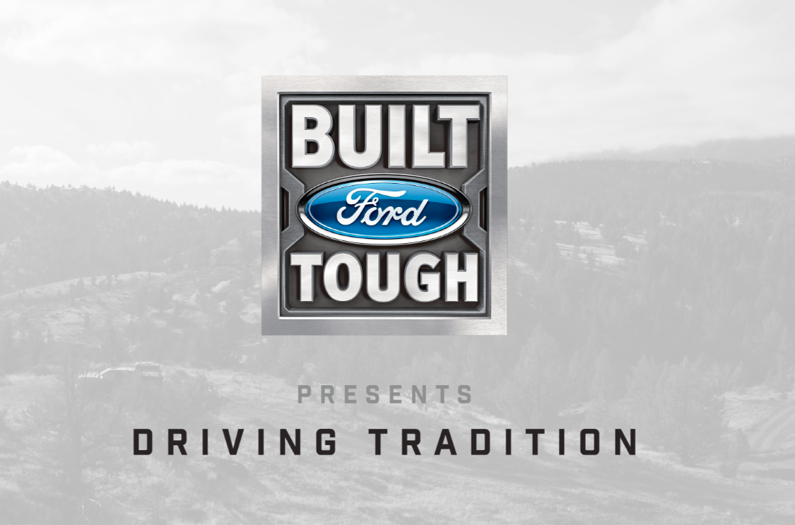 Driving Tradition: Presented By Ford
