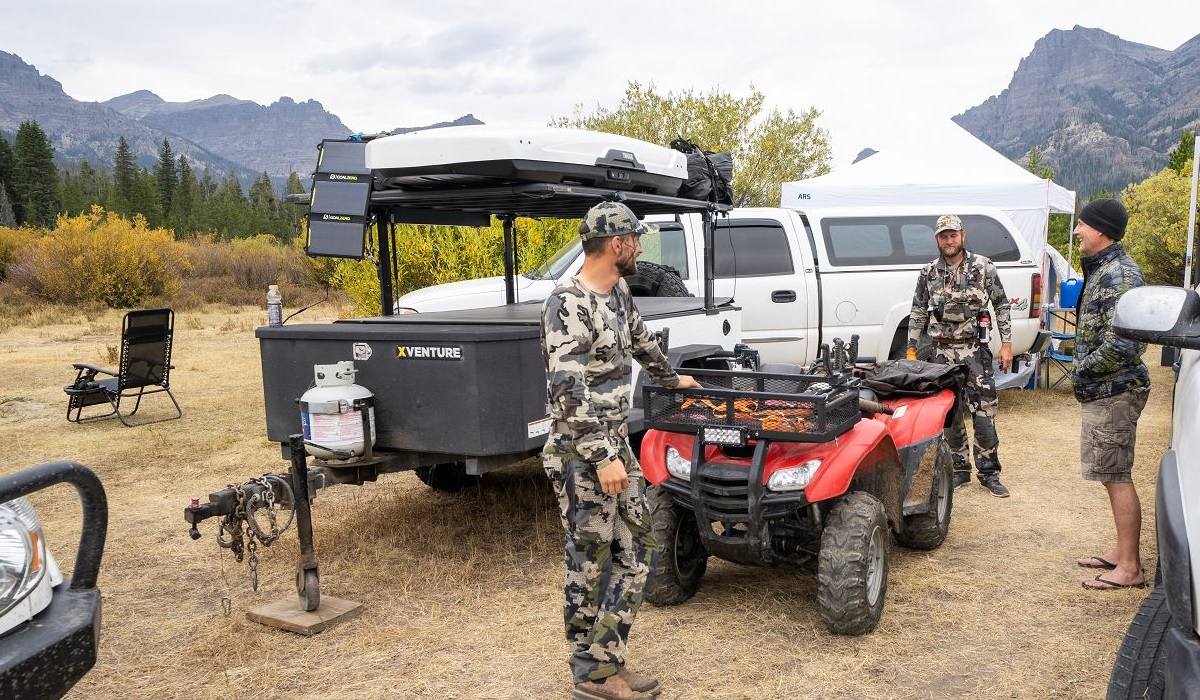 The Top 5 Things to Know When Transporting Your ATV to Hunting Camp