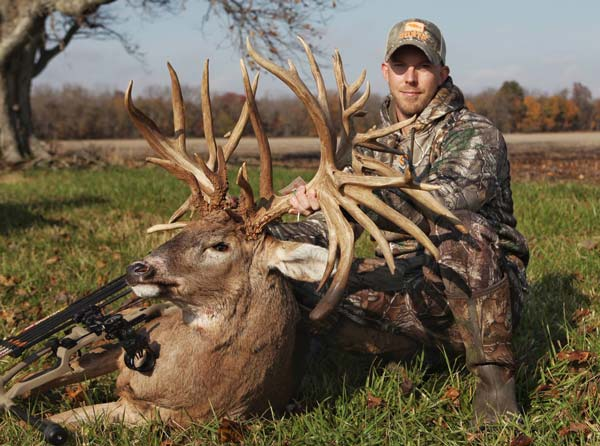 World Record Archery Buck Beats Predecessor by More Than 33 Inches