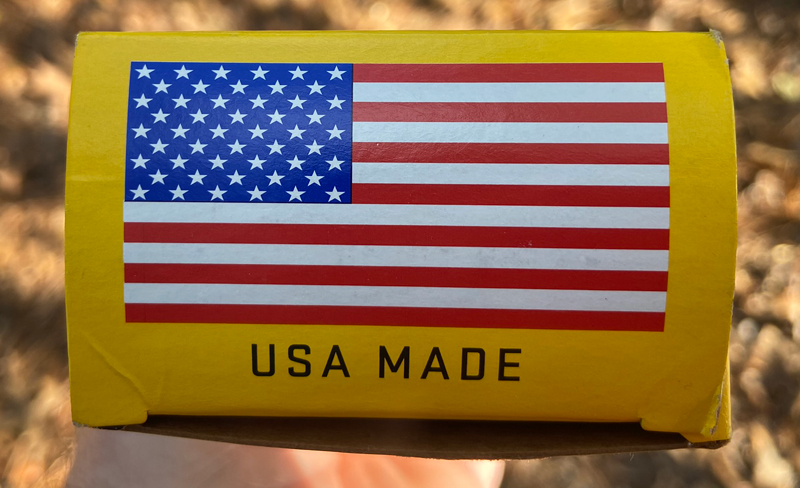 Buck 658 Pursuit Small is made in the USA. (Photo © Russ Chastain)