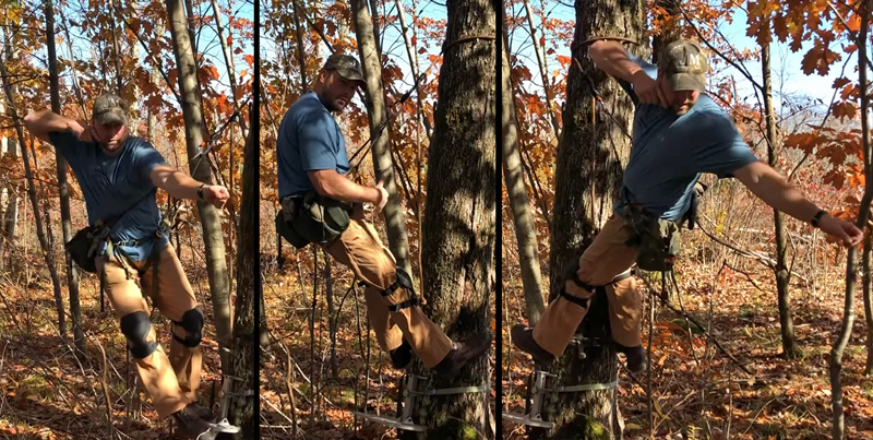 Saddle Hunting: Toss Out Your Treestand