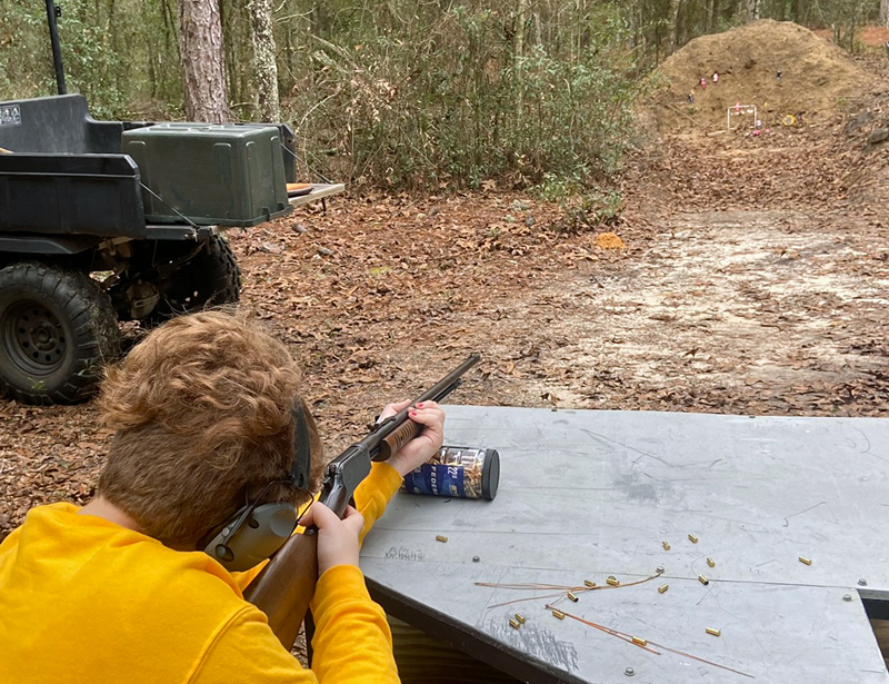 Everyone should learn the basics of safe gun handling and accurate shooting. (Photo © Russ Chastain)