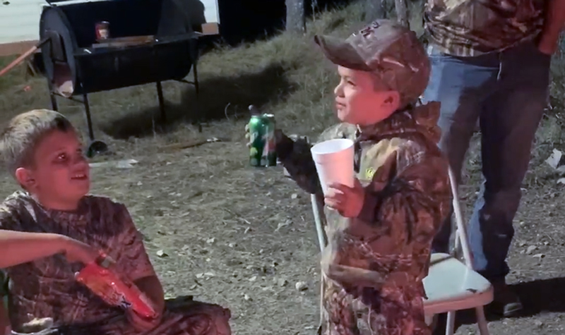 """7-YO Hunter: """"I Don't Want a Wife Because What if She Says You Can't go Hunting?"""""""