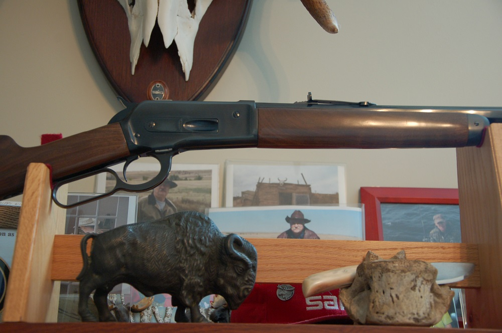 The Winchester 1886: Character of a Classic