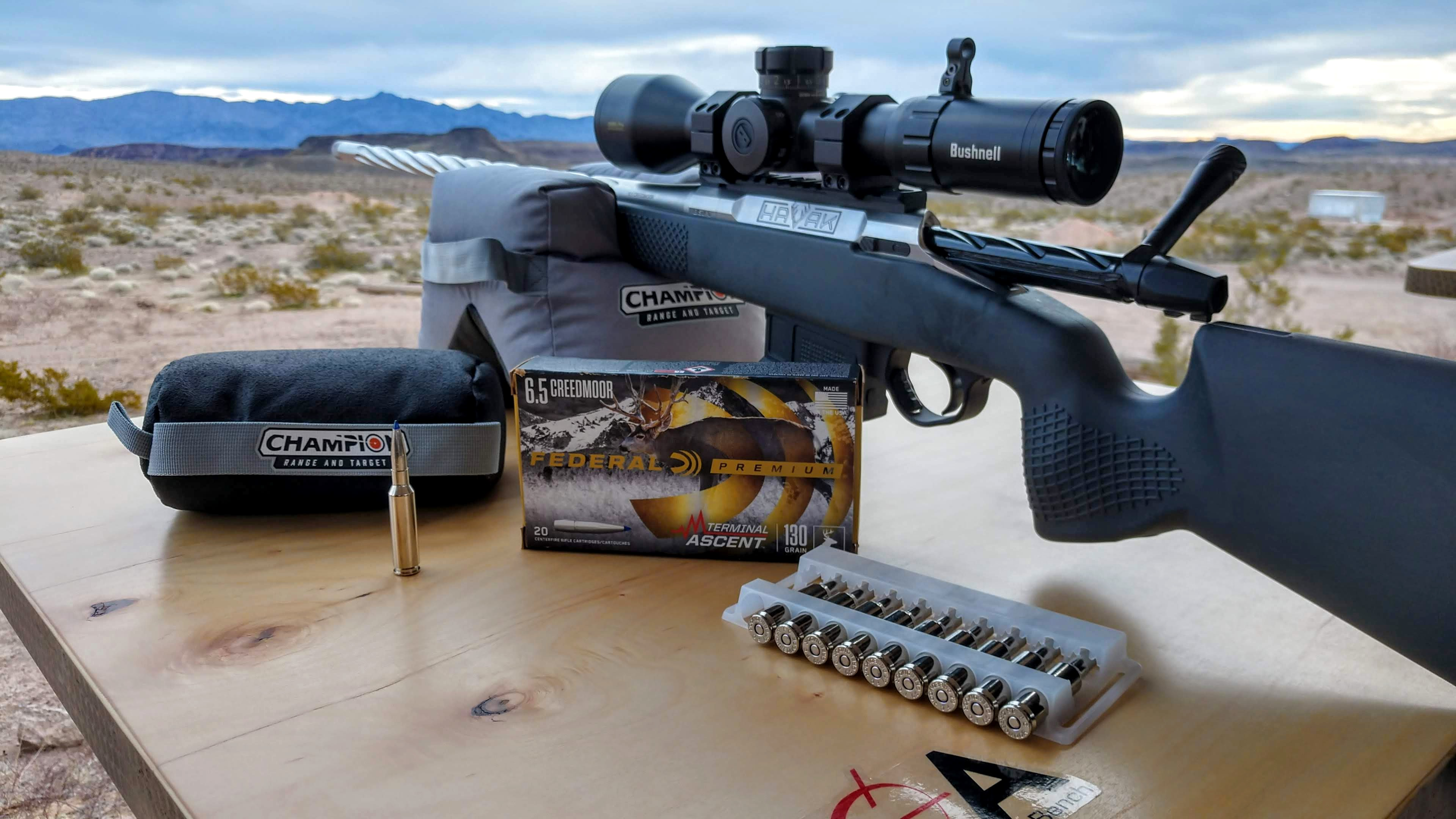 [SHOT Show 2020] NEW Federal Premium Terminal Ascent Hunting Ammunition
