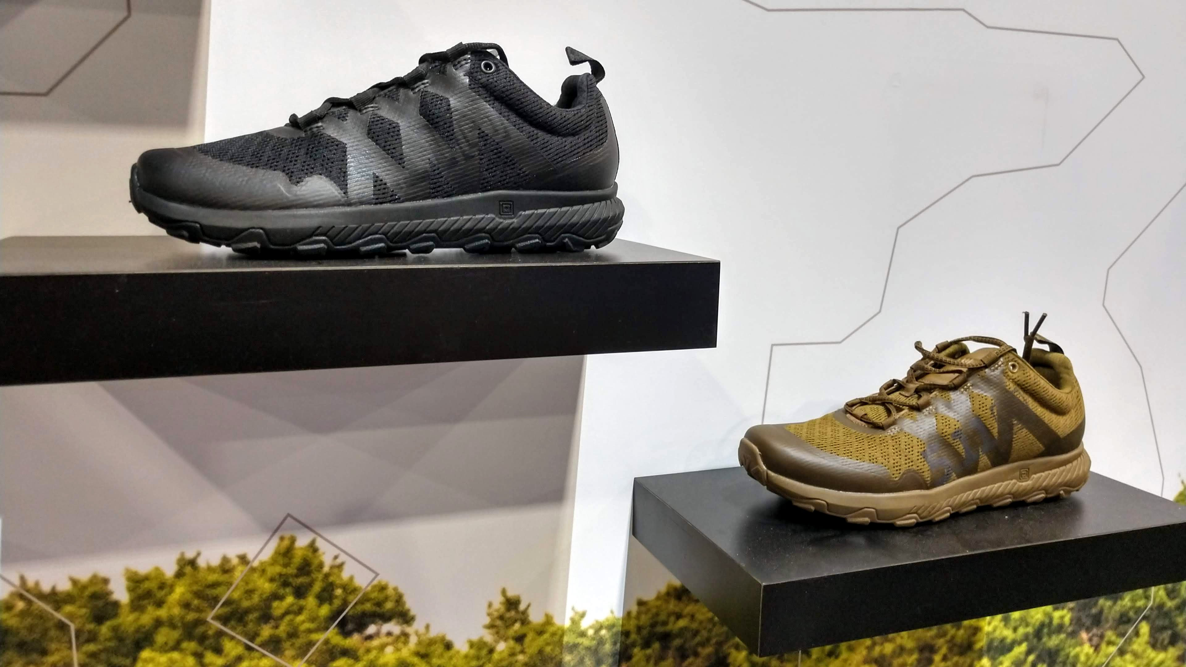 [SHOT Show 2020] NEW 5.11 Tactical ATLAS Footwear – Boot, Mid, and Trainer