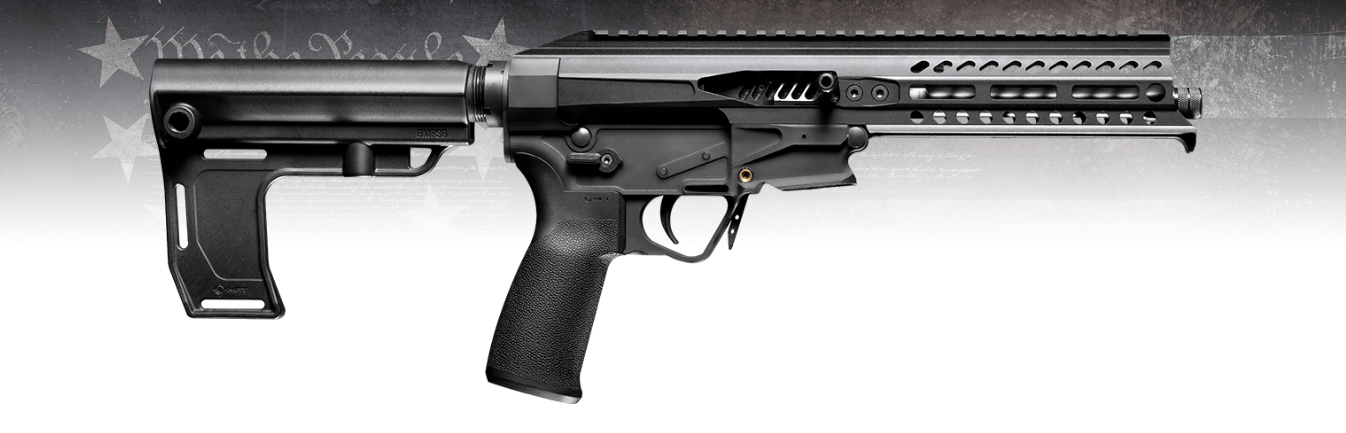 Patriot Ordnance Factory Announces New REBEL .22 LR Sub-Gun