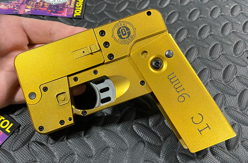 [SHOT Show 2020] Ideal Conceal Cell Phone Pistol Jan 2020
