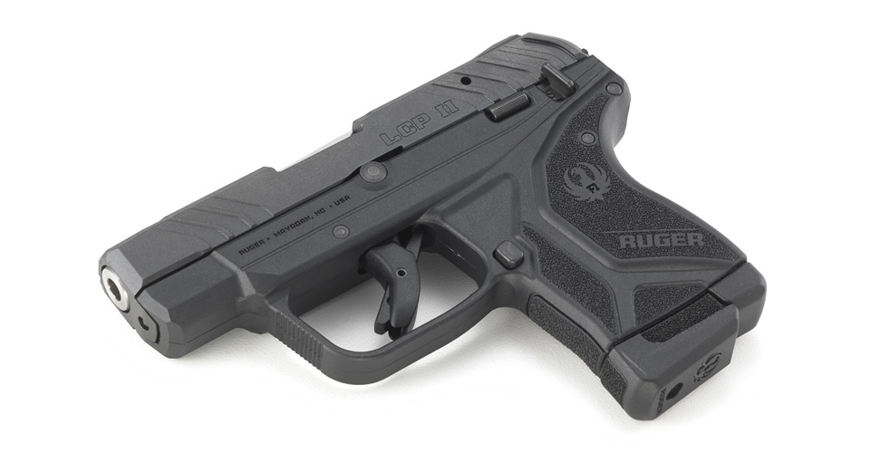Ruger Introduces Lite Rack LCP II Chambered in .22 LR