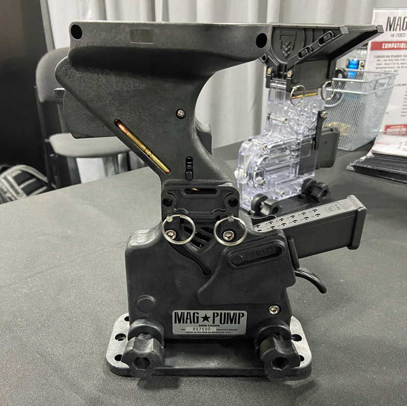 [SHOT Show 2020] MagPump Magazine Loader