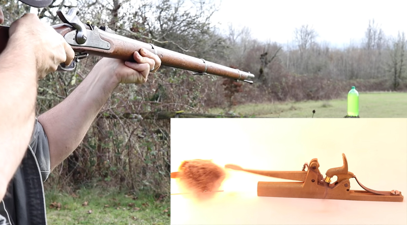 Muzzleloading for Mice? The 1862 Mouse Killer