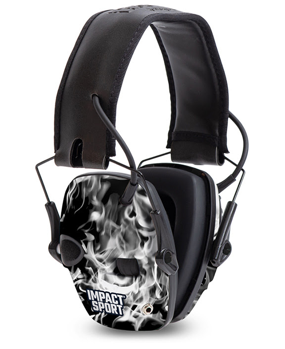 """Howard Leight Impact Sport Honor Collection """"Smoke"""""""