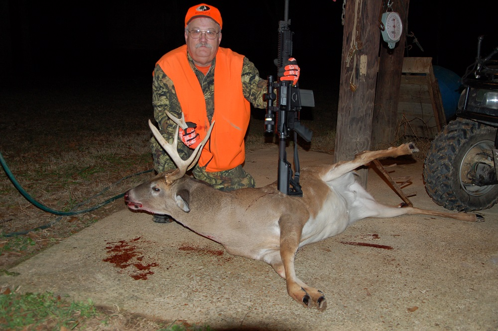 How Did Your Deer Rifle Perform?