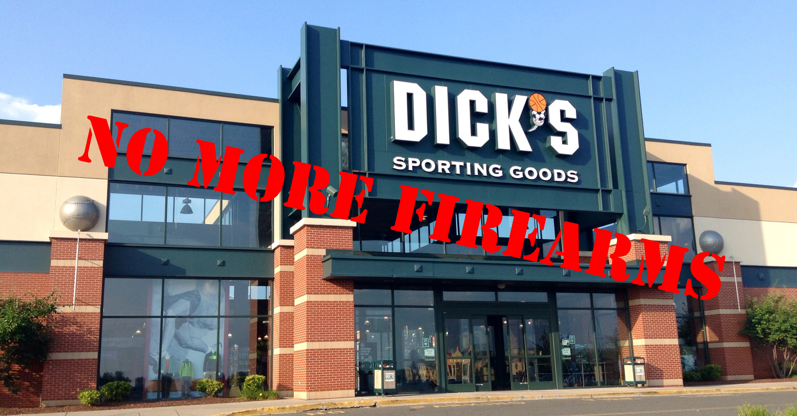 Dick's Pulling Out FIREARMS from ALL 440 Sporting Goods Stores
