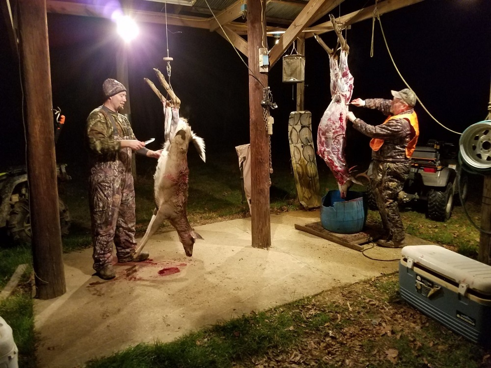 The Real Cost of Venison
