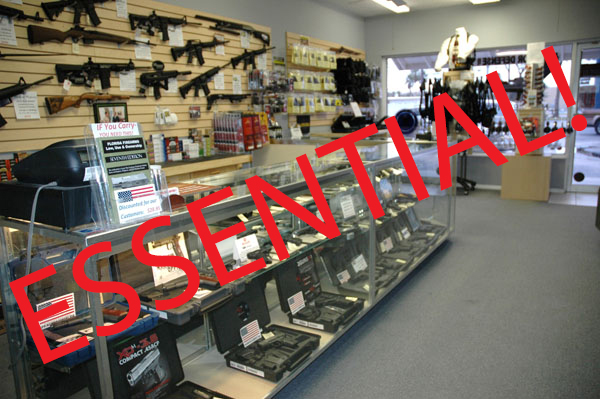 Firearms Industry Reclassified as 'Essential'