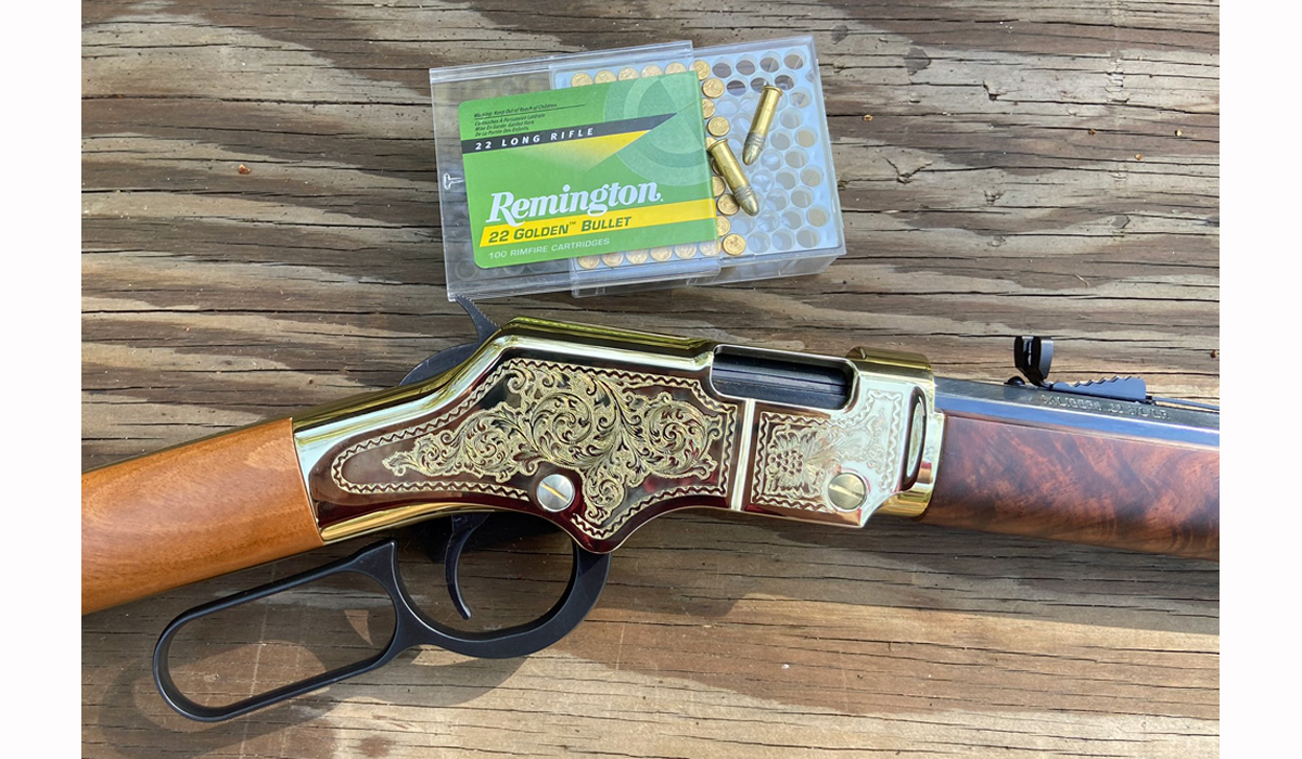 Rifle Review: Henry Golden Boy Cody Firearm Museum Collector's Series