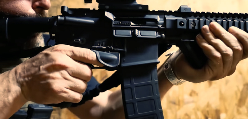 RTS Triggershield Provides Trigger Safety for ARs