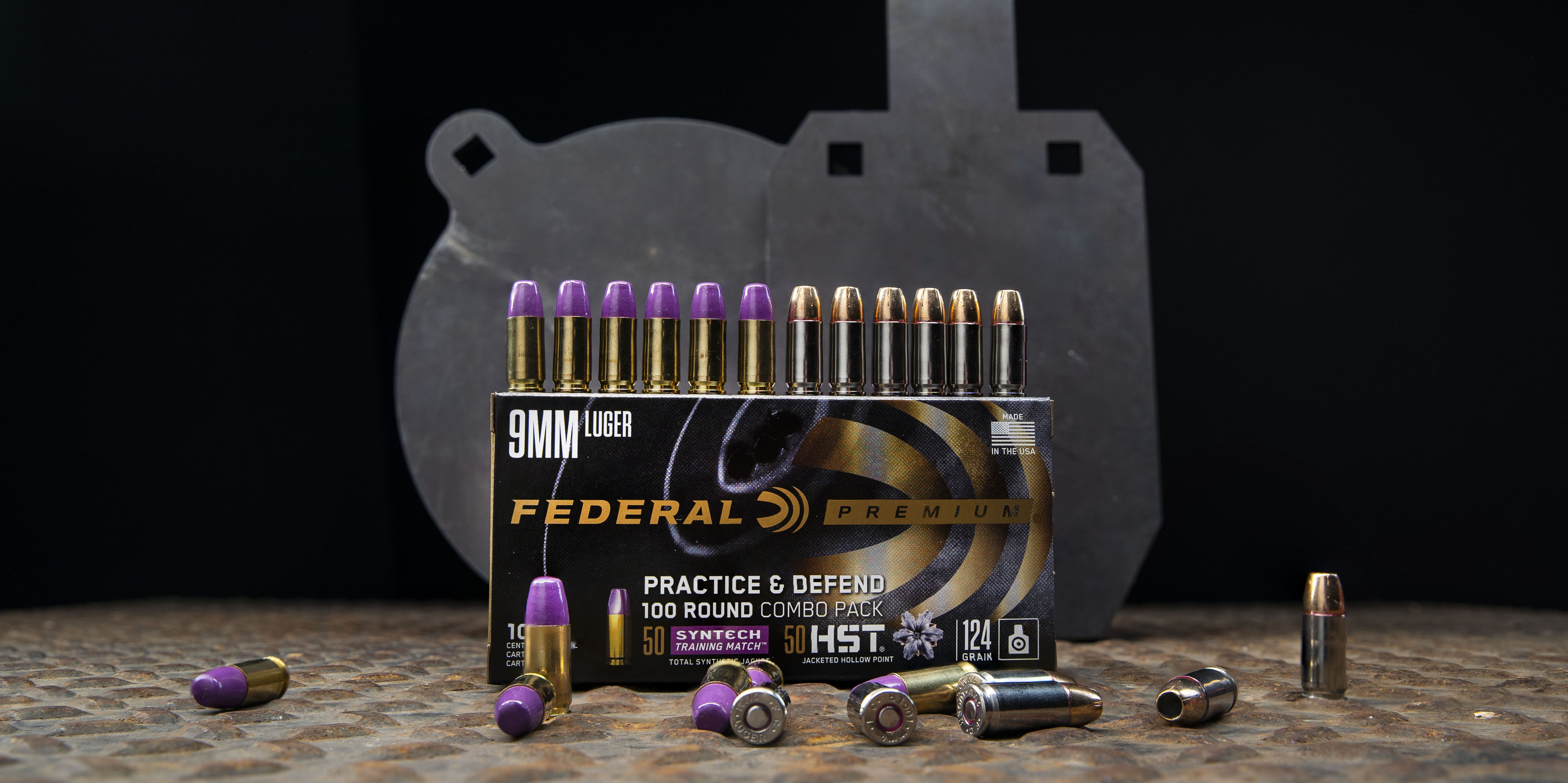 NEW Practice & Defend Packs Debuted from Federal Premium Ammunition