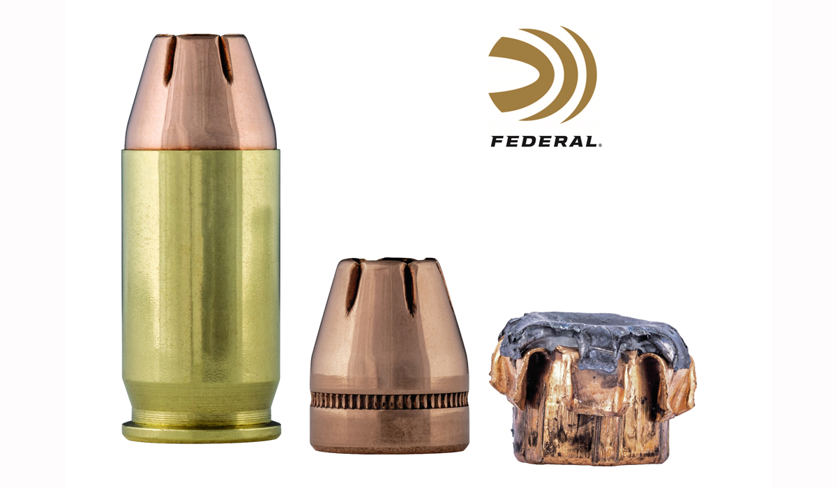 """New Loads in Federal's """"Train + Protect"""" Line of Ammo"""