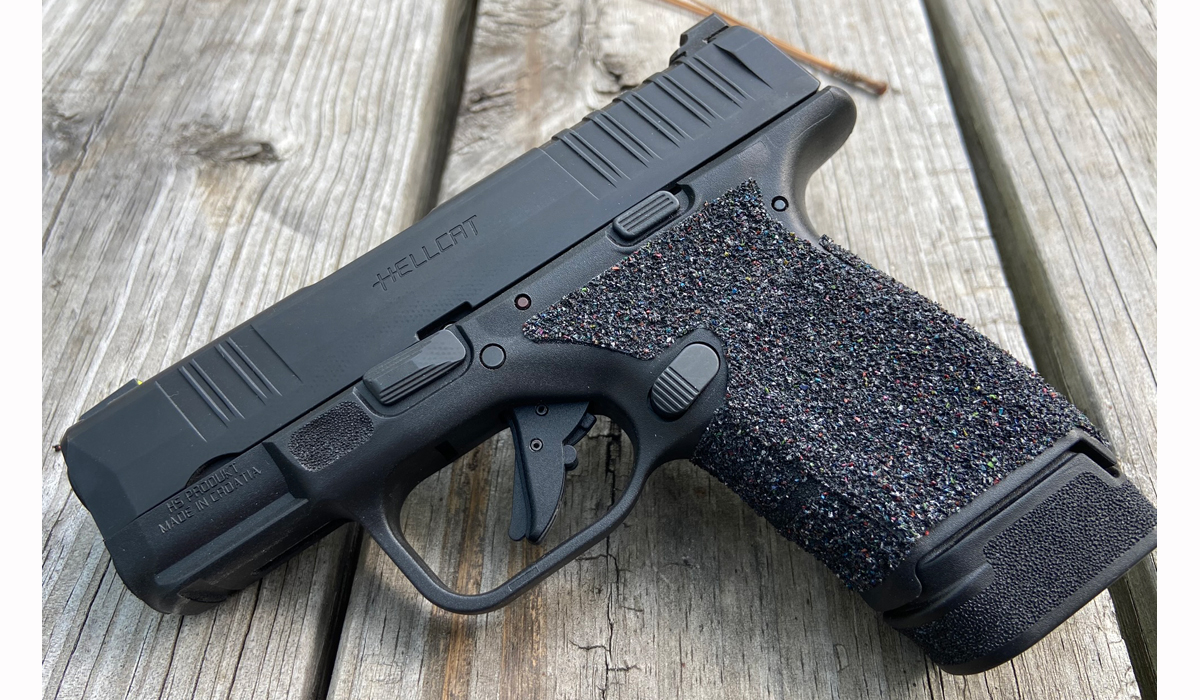Talon Grips' New Pro Grip Now Available