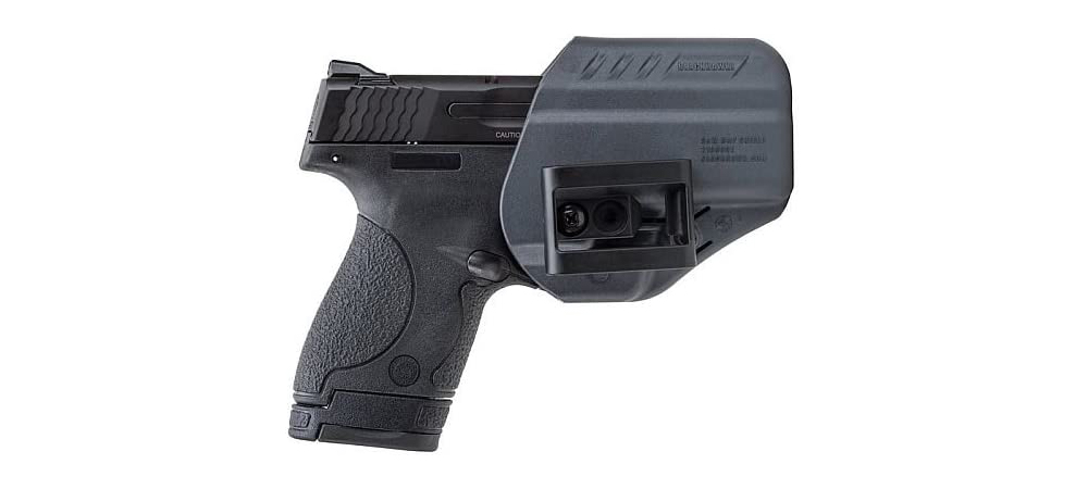 NEW Holsters in Blackhawk ARC IWB Series – G48, P365, M&P Shield EZ
