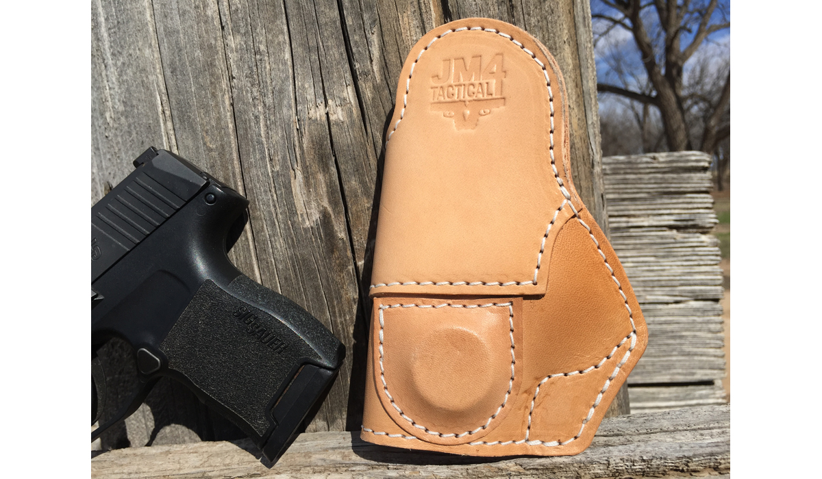 Blazen IWB holster by JM4 Tactical: