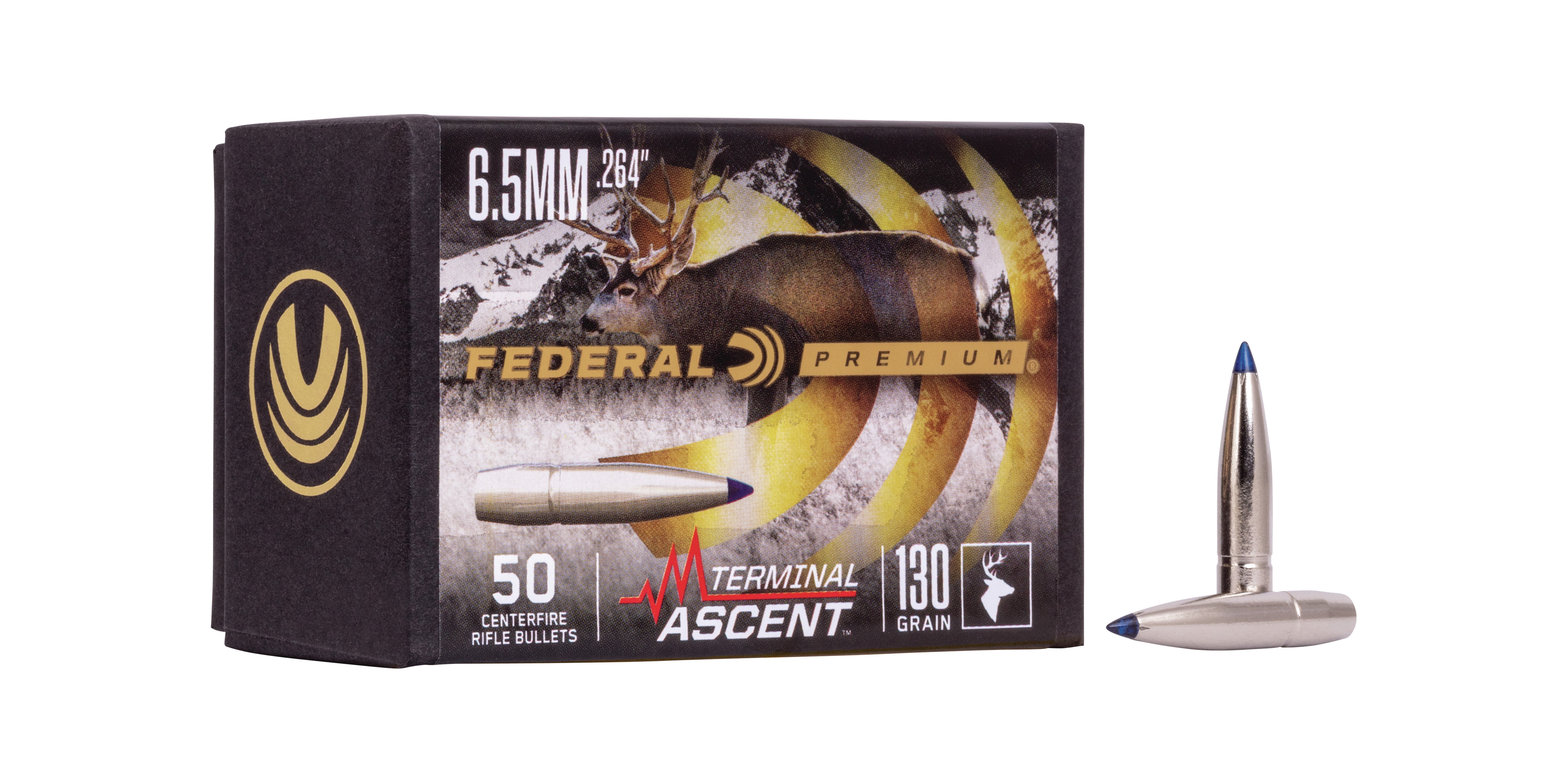 Federal Premium's NEW Terminal Ascent Bullet Sold as a Reloading Component