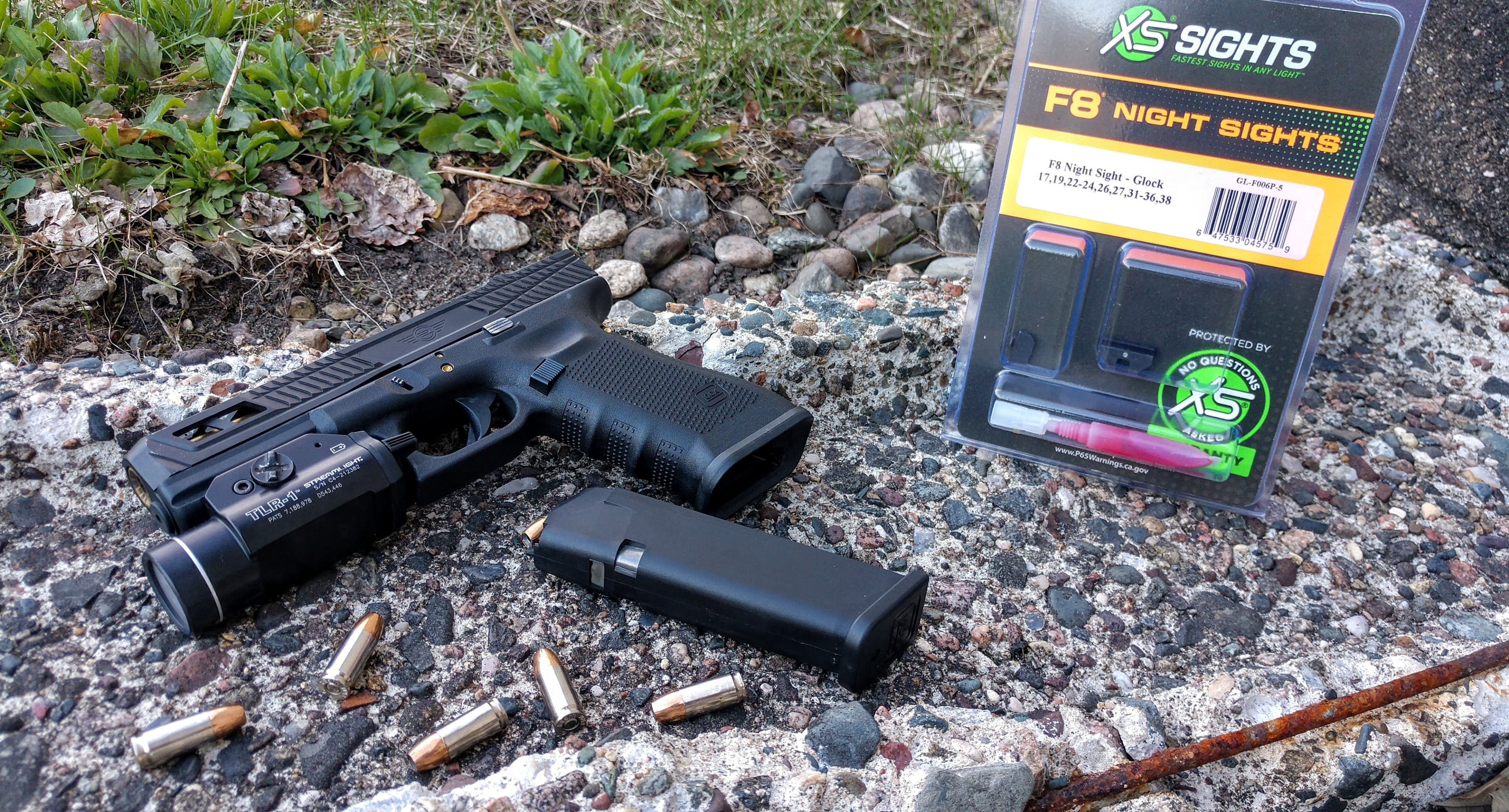 AllOutdoor Review: XS Sights F8 Tritium Night Sights