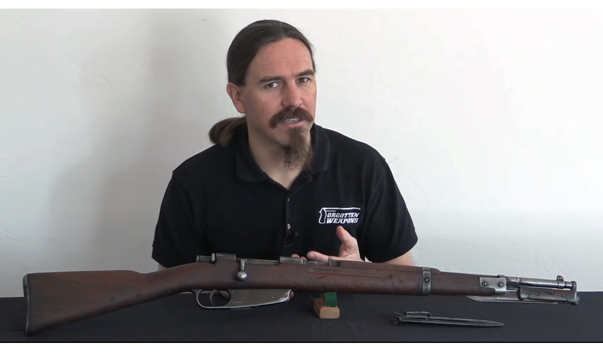 Watch: Is the Italian Carcano M38 the Best Bolt Rifle of WW2?