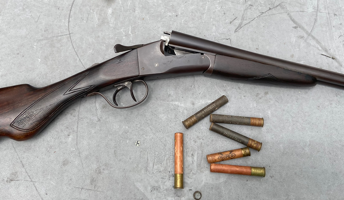 My First Gun Was This LeFever Nitro Special. What Was Yours?