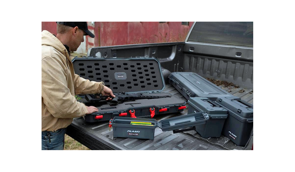 Rustrictor Restricts Rust in new Plano Rifle Cases