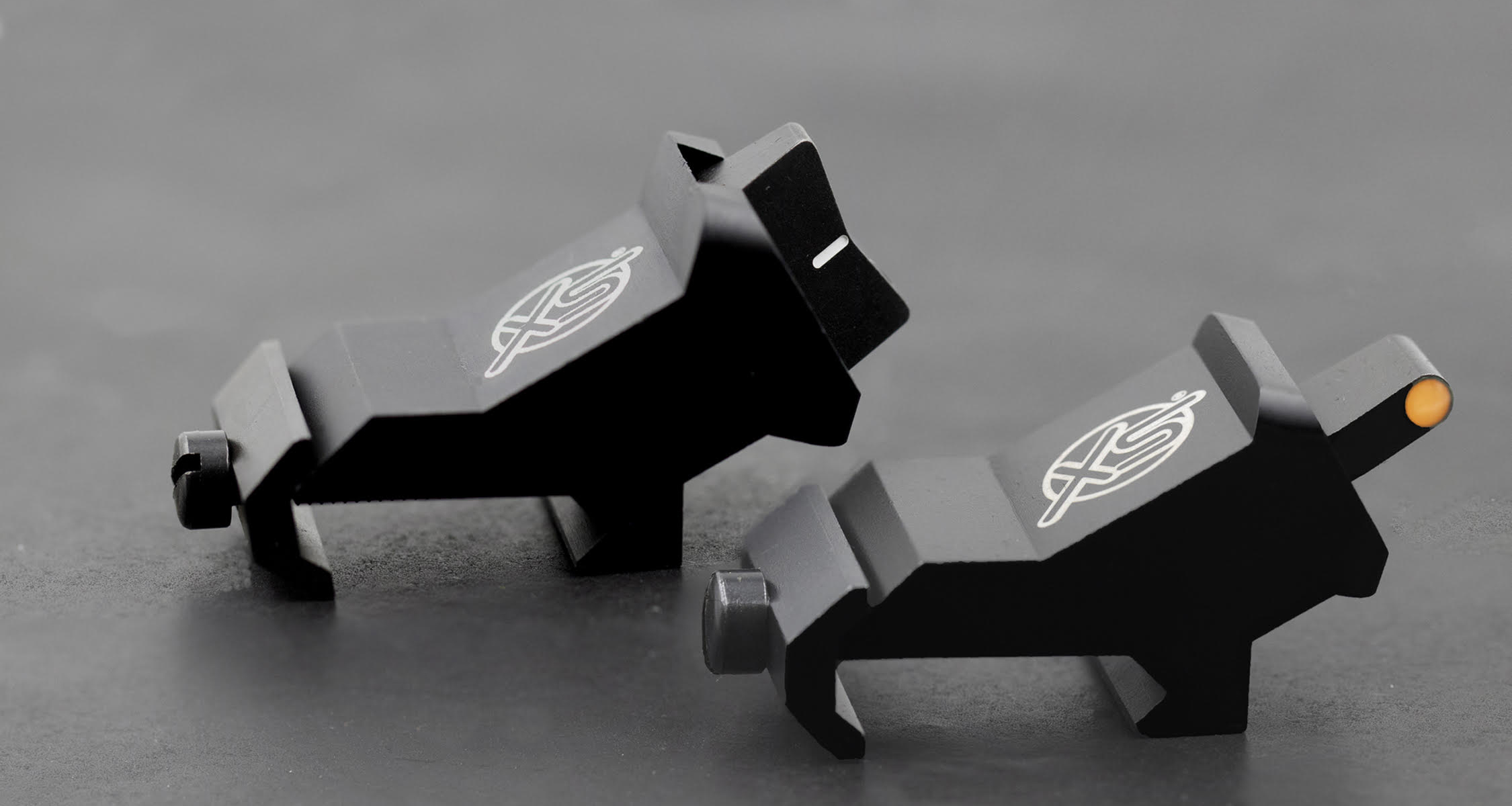 XS Sights Debuts XTI2 DXS Ember Standard Dot 45° Offset Iron Sights