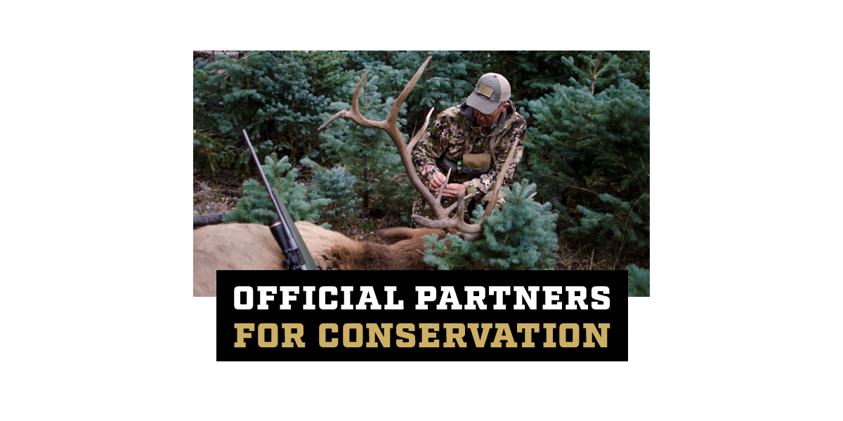 Rocky Mountain Elk Foundation Proudly Partners with Leupold Optics