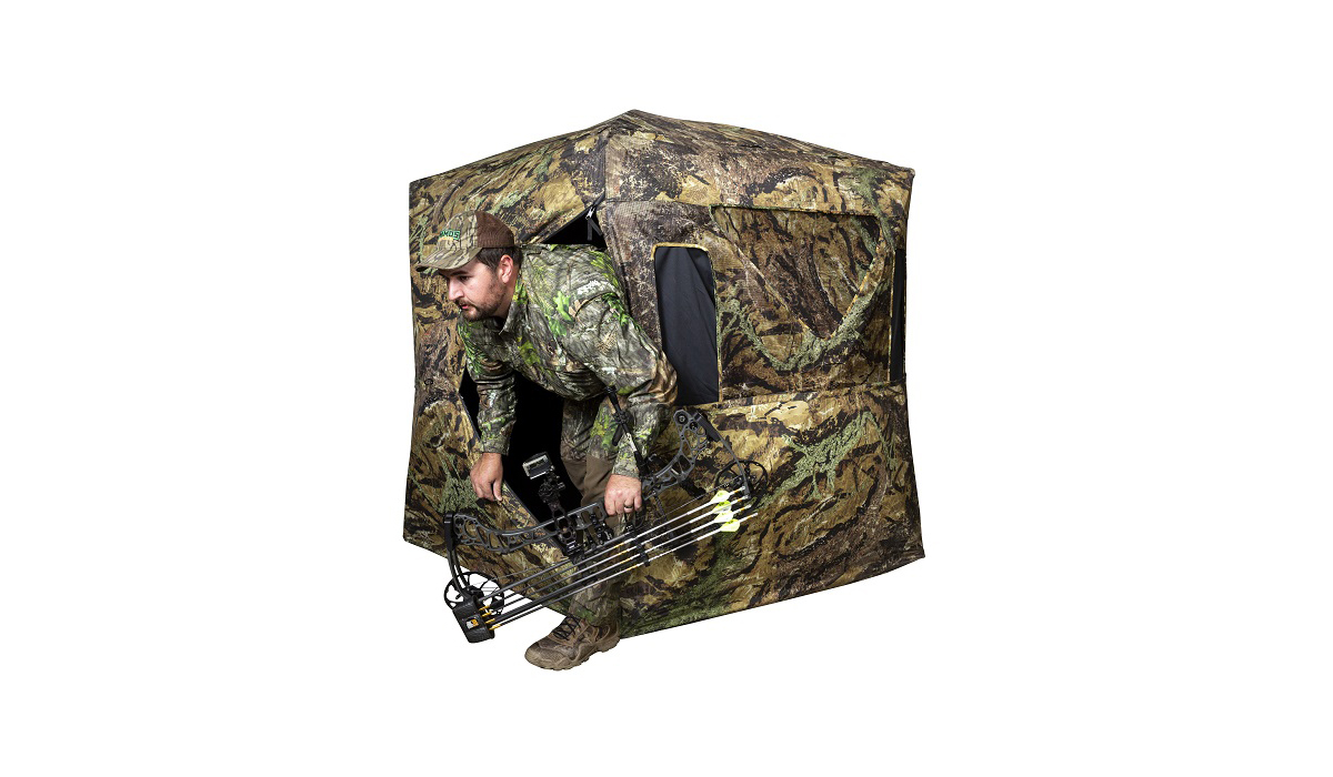 Find your Hiding Spot: NEW Primos Smokescreen & Hidesight Ground Blinds
