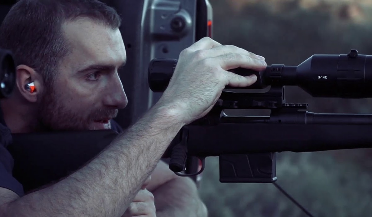 Enter the ATN Father's Day Giveaway for a Chance to Win their X-Sight 4K Pro 3-14 w/ ABL 1000