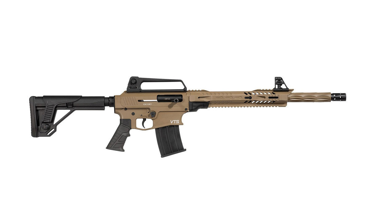 Hatsan Announces New Tactical Semiauto Shotguns in Bullpup, AR styles
