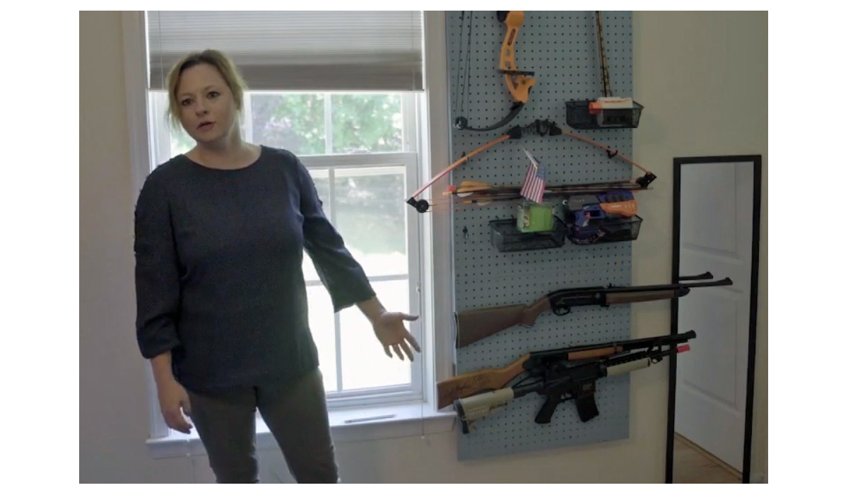 Mother Outraged After Police Search Home Over BB Gun Seen During Virtual Class