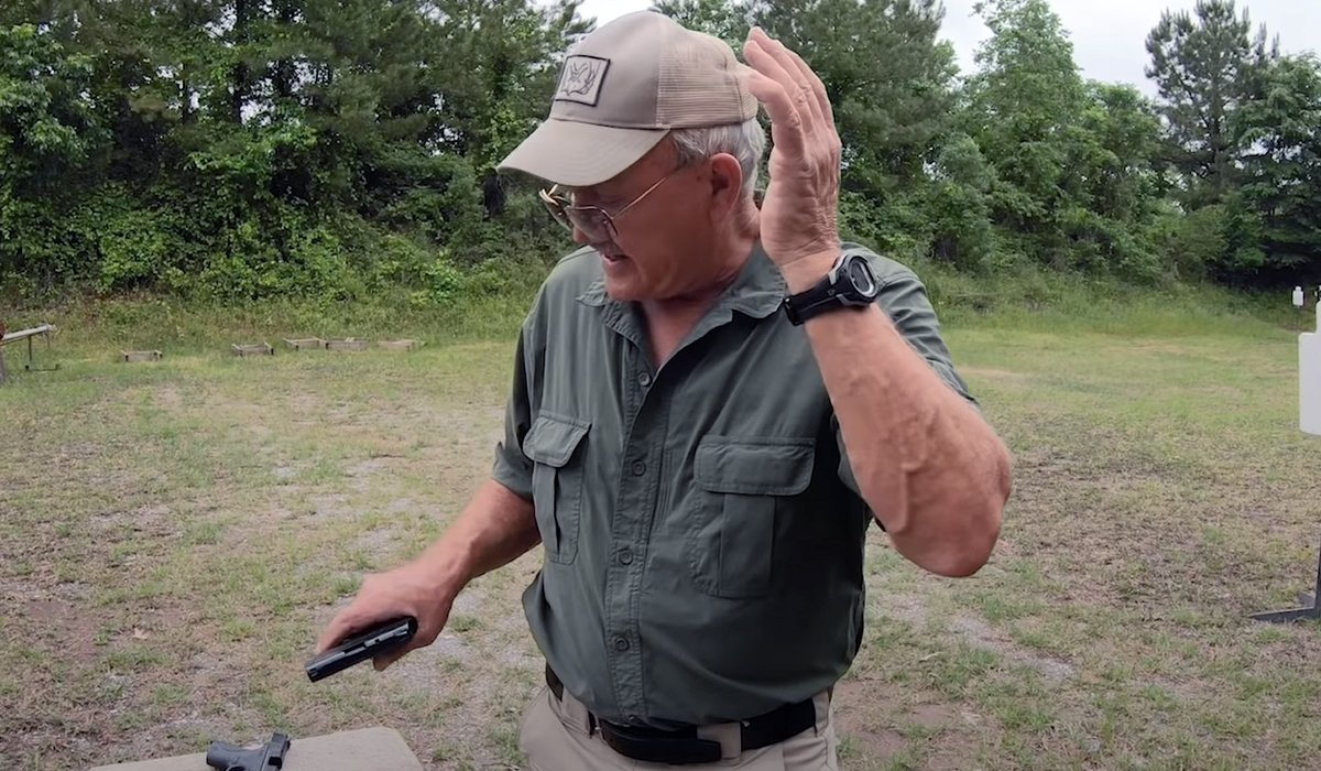 "Jerry Miculek asks ""Concealed Carry — Hot or Not?"""