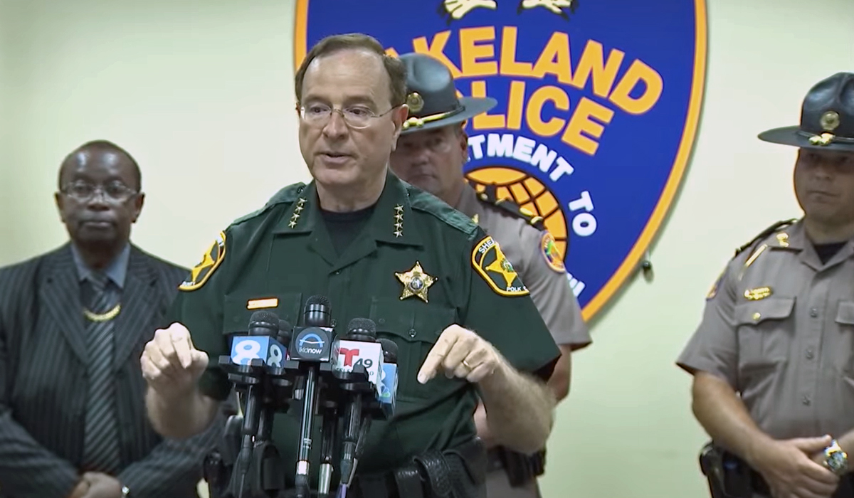 Florida Sheriff: Loot our Neighborhoods and You Will Die