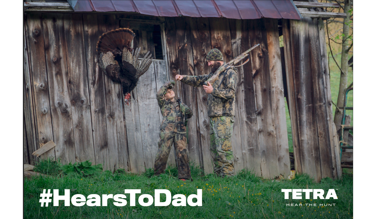 Brag on Dad, Win $2300 Value from Tetra Hearing