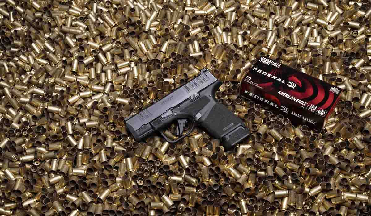 Springfield Armory Hellcat 9mm Devours 20K Rounds… and is STILL Hungry
