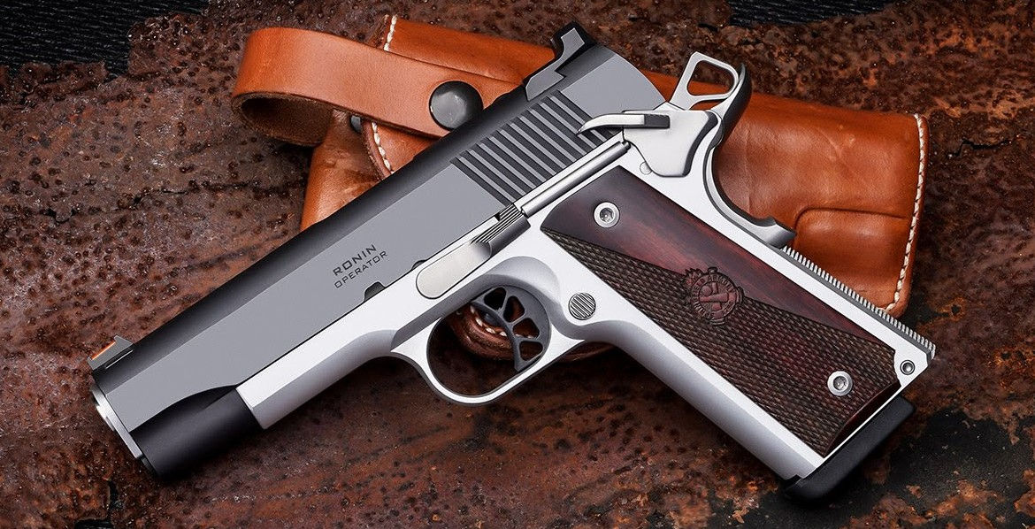 Now Shipping Out! Springfield Armory 1911 Ronin Operator Commander