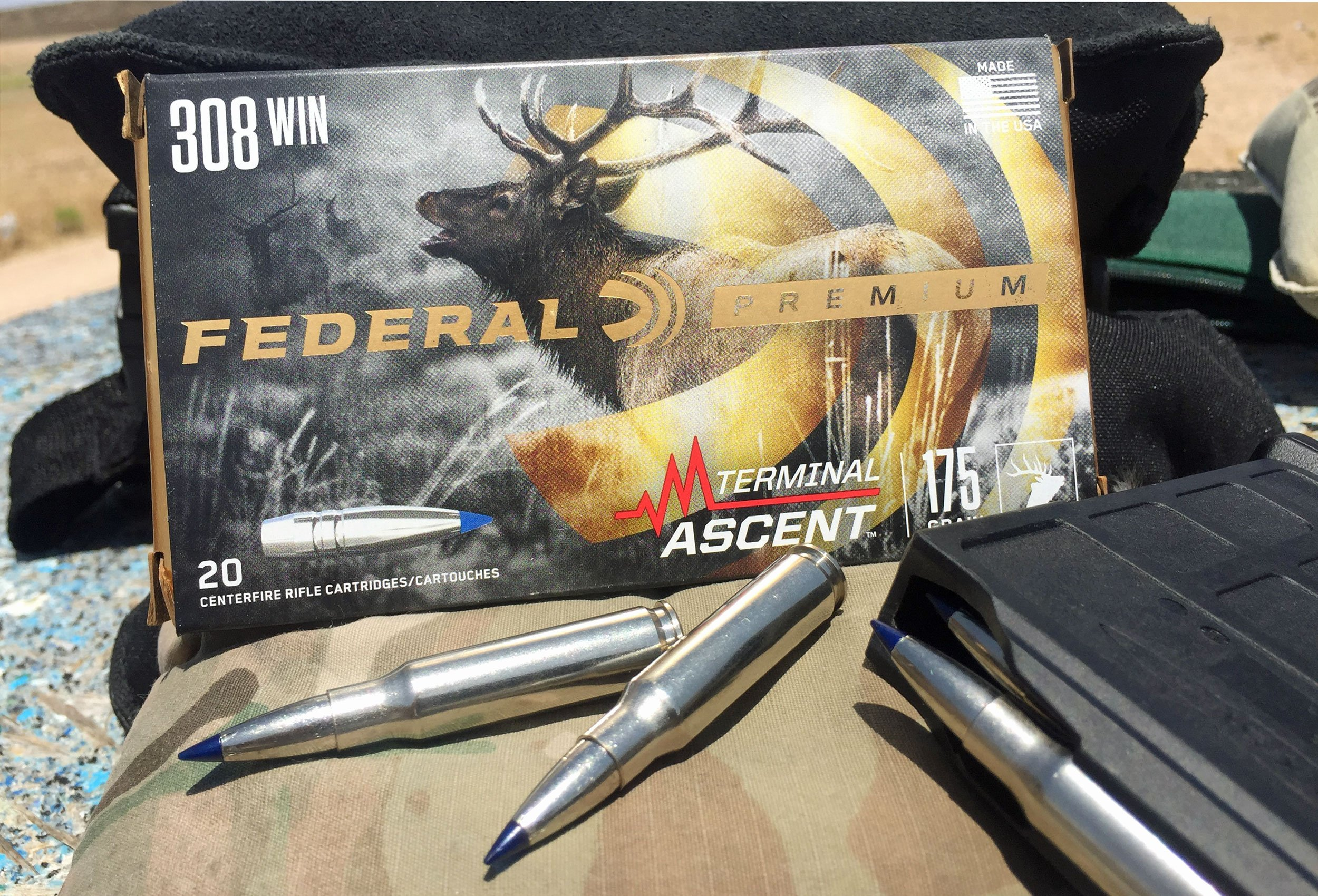 Federal Premium Terminal Ascent Ammunition: A Range-to-Field Review