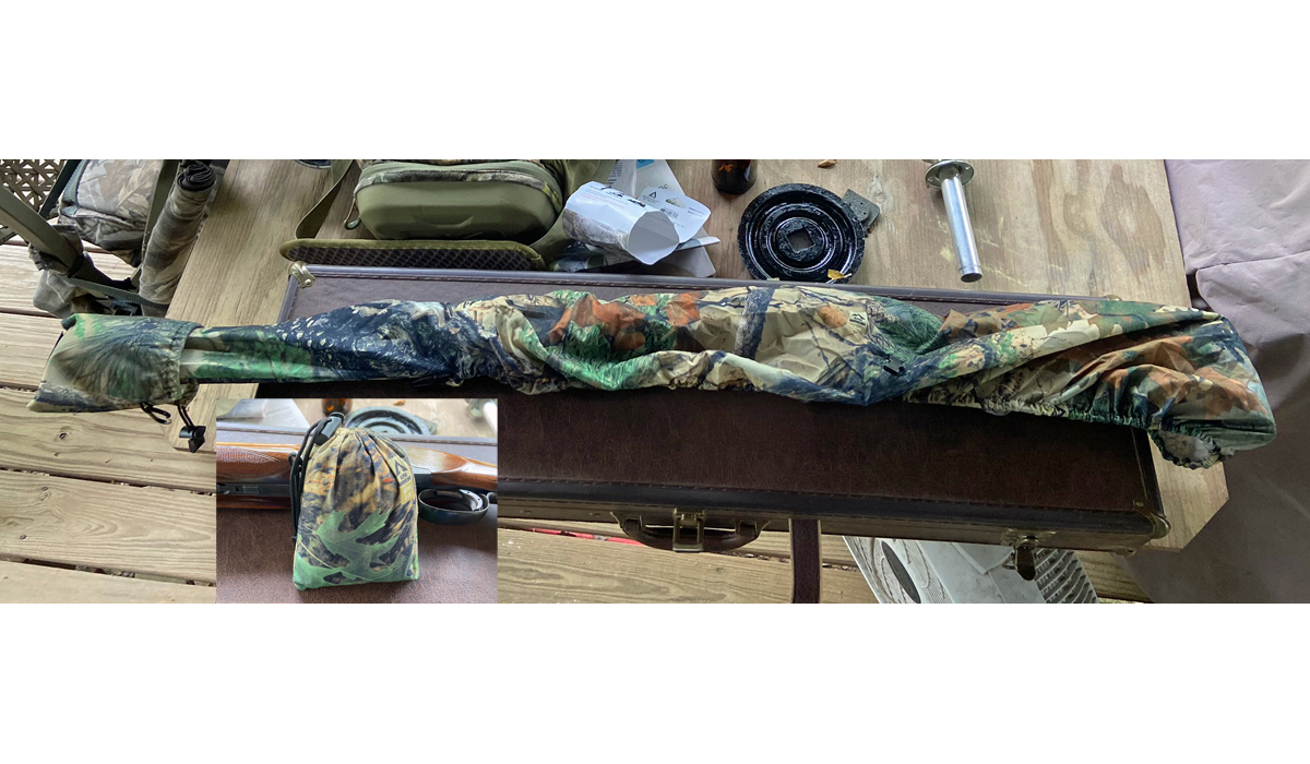 Review of Alpine Innovations Gun Slicker Waterproof Gun Cover for Rifles and Shotguns