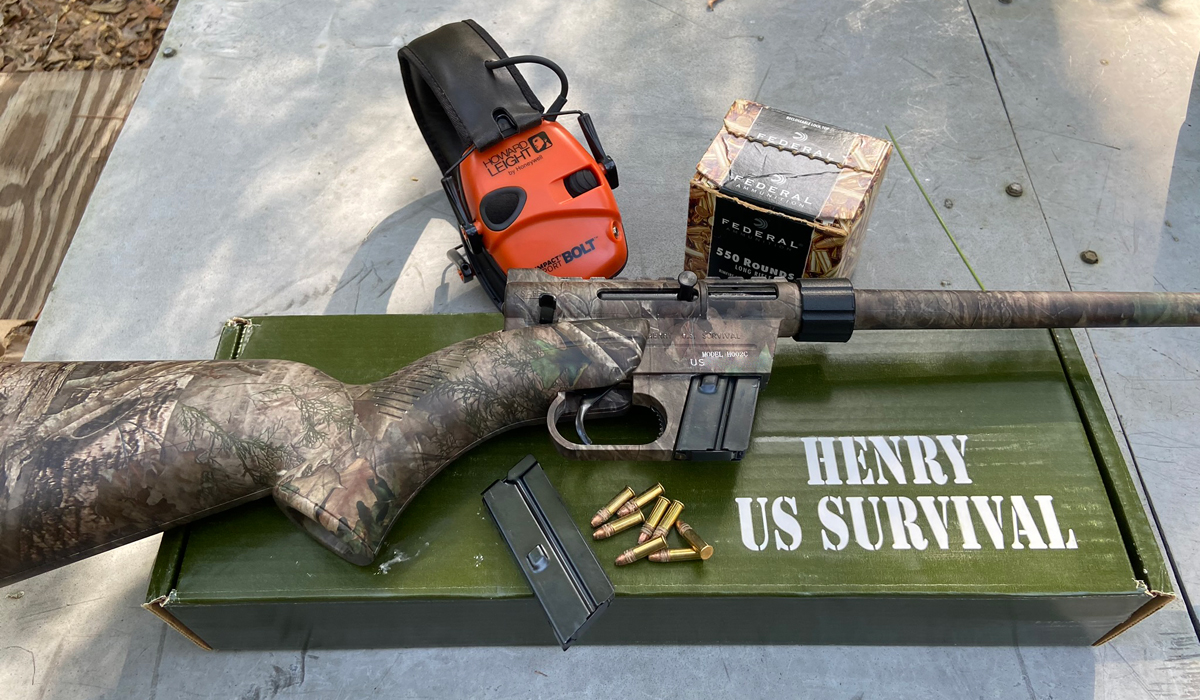 So This Happened: Henry U.S. Survival AR-7