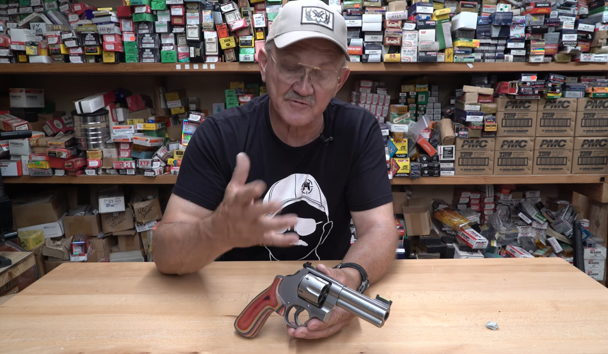 Miculek Says NEVER DO THIS to a Double Action Revolver